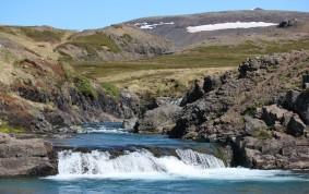 Waterfall Stykkisholmur