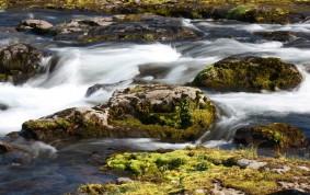 Waterfall Snæfellsnesvegur