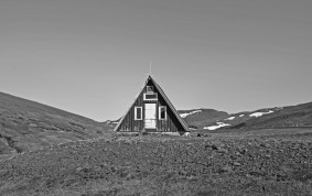 Hut for Stranded Travellers Route 54 Snaefellsnes