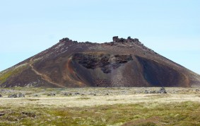 Mountain Crater